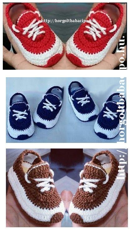 8f2c9b4030 26.sz. többszínű horgolt sport cipő ára: 2000 Ft